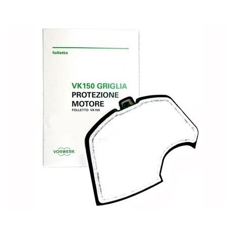 GRIGLIA PROTEZIONE MOTORE VK140 e VK150