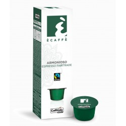 E'caffè ARMONIOSO FAIRTRADE