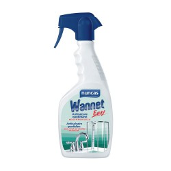 WANNET EASY Detergente Anticalcare 500ml NUNCAS