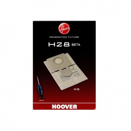 SACCHI ASPIRAPOLVERE H28 HOOVER 09178450