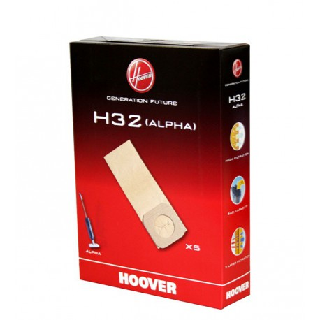 SACCHI ASPIRAPOLVERE H32 HOOVER 09176629
