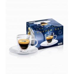 SET 2 TAZZINE ESPRESSO CAFFITALY