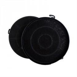2 FILTRI CARBONE FALMEC TIPO 6 diametro cm 16,9