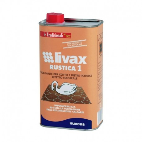 LIVAX RUSTICA 1 1LT NUNCAS
