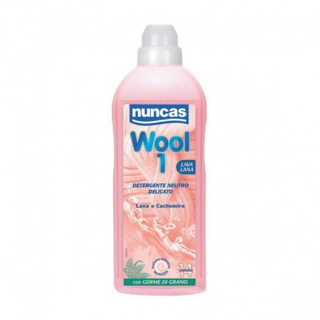 WOOL 1 750ml DETERSIVO LANA NUNCAS