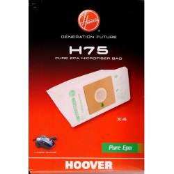 SACCHI ASPIRAPOLVERE H75 HOOVER 35601663