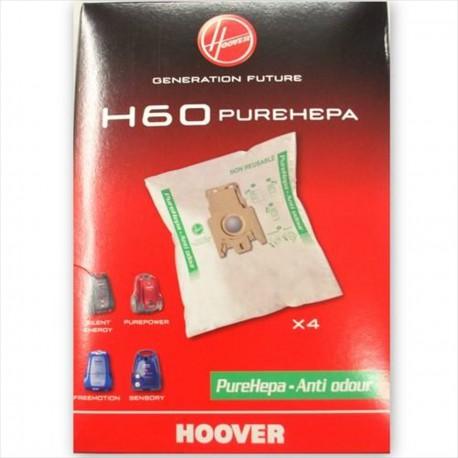 SACCHI ASPIRAPOLVERE H60 HOOVER