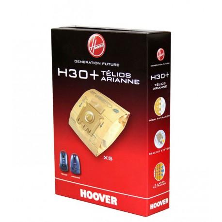 H30S Hoover Sacchetti Ricambio per Aspirapolvere 5 sacchetti