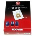 SACCHI ASPIRAPOLVERE H30S HOOVER 09178278