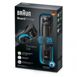BRAUN BT5050 BEARD TRIMMER REGOLABARBA