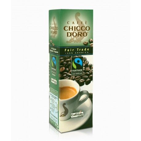 Chicco d'oro FAIR TRADE 100% ARABICA